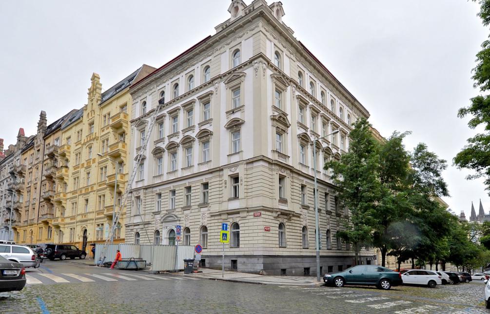 APARTMENT FOR SALE, street Polská, Praha 2 - Vinohrady