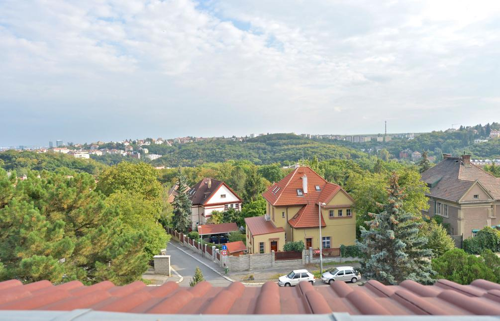 APARTMENT FOR RENT, street Nad Klamovkou, Prague 5 - Smíchov