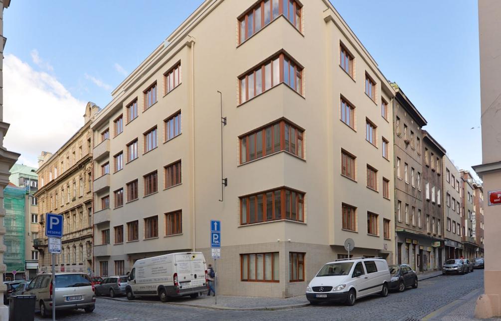 APARTMENT FOR RENT, street Příčná, Praha 1 -  Nové Město