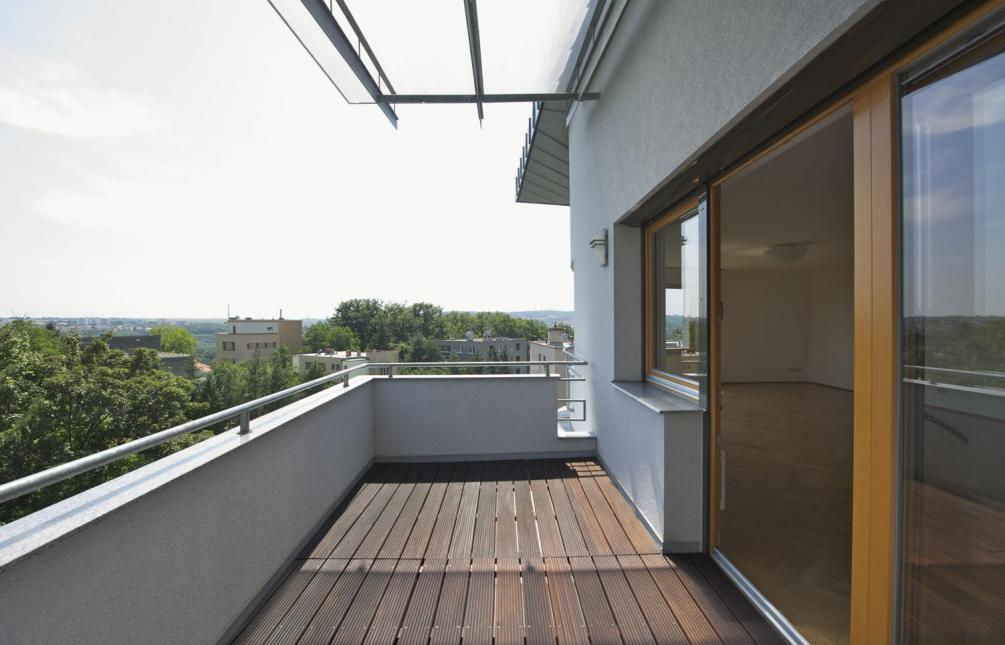 APARTMENT FOR RENT, street Nad Palatou, Prague 5 - Smíchov
