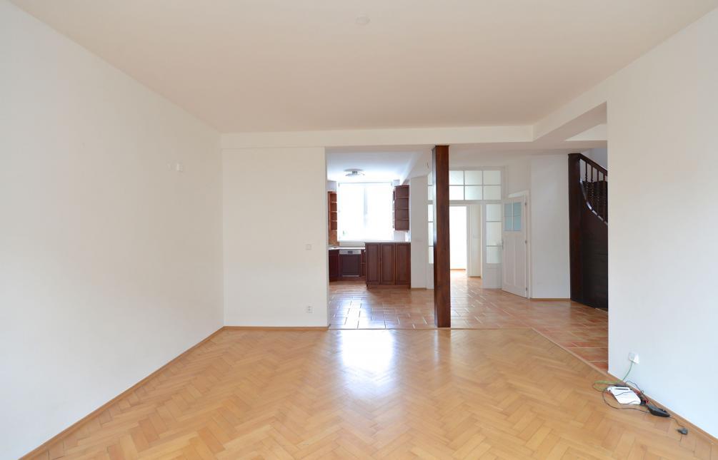 HOUSE FOR RENT, street Západní, Prague 6 - Dejvice