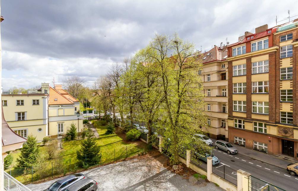 APARTMENT FOR RENT, street Štursova, Prague 6 - Bubeneč
