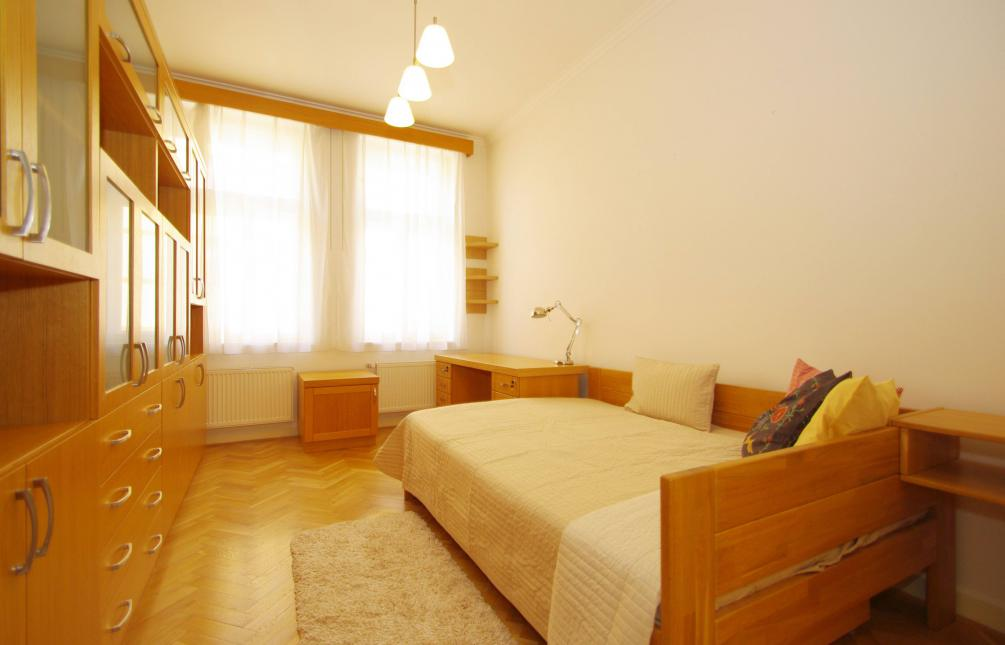APARTMENT FOR RENT, street Na Kozačce, Prague 2 - Vinohrady