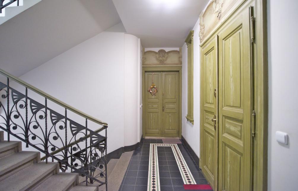 APARTMENT FOR RENT, street Odborů, Prague 2 - New Town