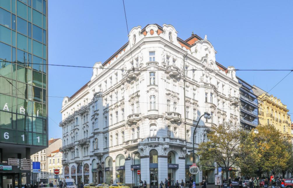 APARTMENT FOR RENT, street Na Perštýně, Prague 1 - Old Town