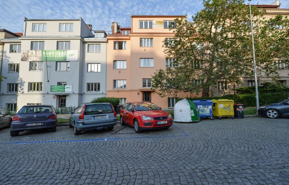 APARTMENT FOR RENT, street Zemědělská, Praha 6 - Dejvice