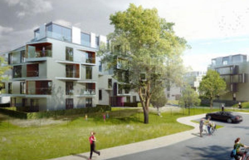 Apartment for sale 3+kk, street. Menclova, Praha 8