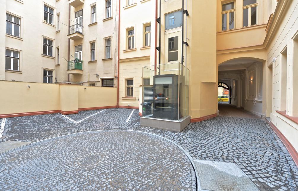 APARTMENT FOR RENT, street Soukenická, Praha 1 - Nové Město