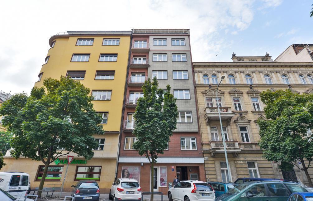 APARTMENT FOR RENT, street Řipská, Prague 3 - Vinohrady