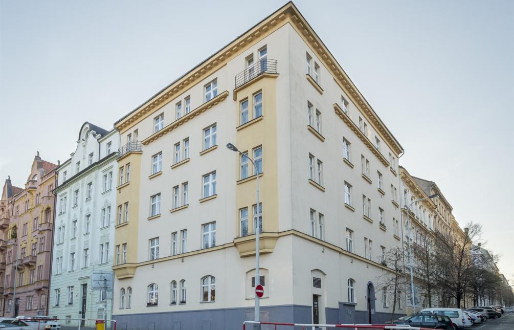 APARTMENT FOR RENT, street Chodská, Praha 2 - Vinohrady