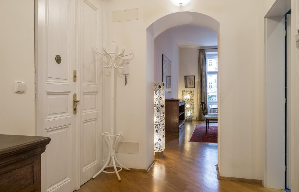 APARTMENT FOR RENT, Anny Letenské street, Prague 2 - Vinohrady