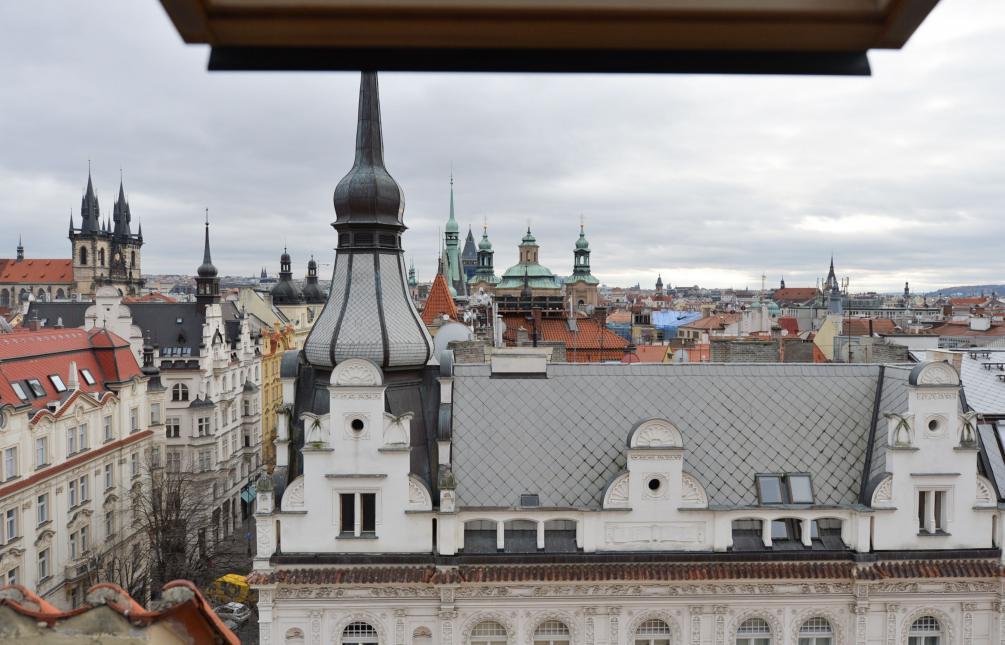 APARTMENT FOR RENT, street Pařížská, Praha 1