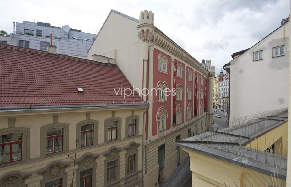 APARTMENT FOR RENT, street Truhlářská, Prague 1 - Old Town