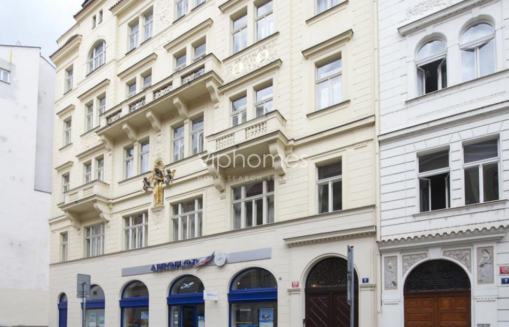 BYT K PRONÁJMU, ul. Truhlářská, Praha 1