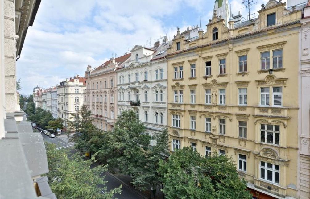 APARTMENT FOR RENT, Str. Italská, Prague 2 - Vinohrady