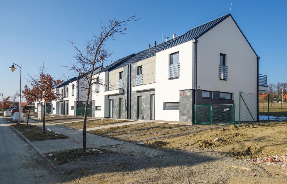 Townhouse for sale 4+kk, street. Vysoký Újezd, okres Beroun, Vysoký Újezd