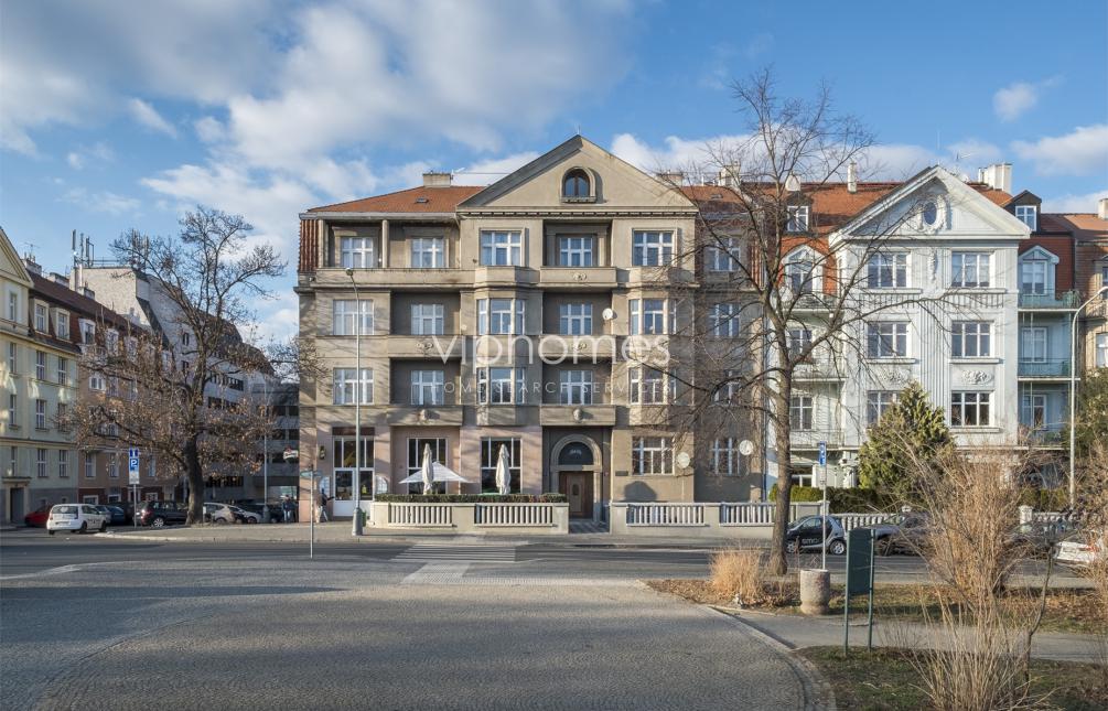 APARTMENT FOR RENT, street Na Valech, Praha 6