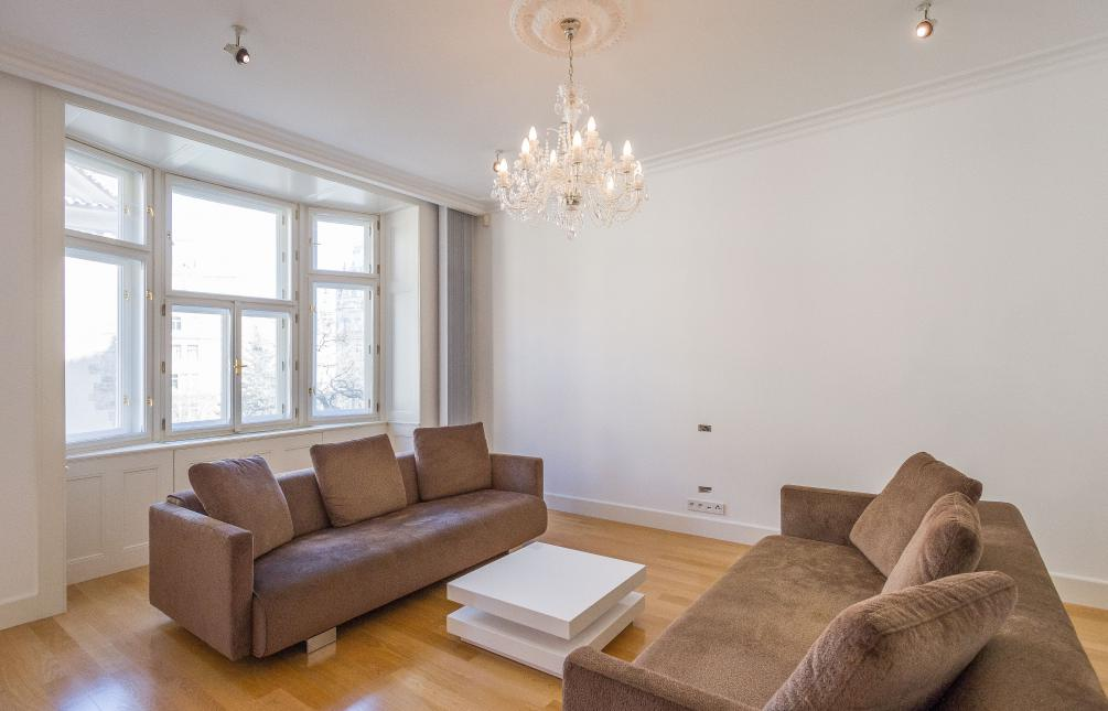 APARTMENT FOR RENT, street Elišky Krásnohorské, Prague 1 - Josefov