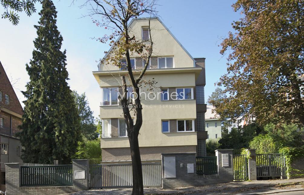 APARTMENT FOR RENT, street Šárecká, Prague 6 - Dejvice