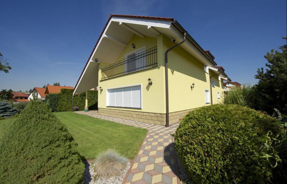 HOUSE FOR RENT, street Hřebenová, Prague 6 - Lysolaje