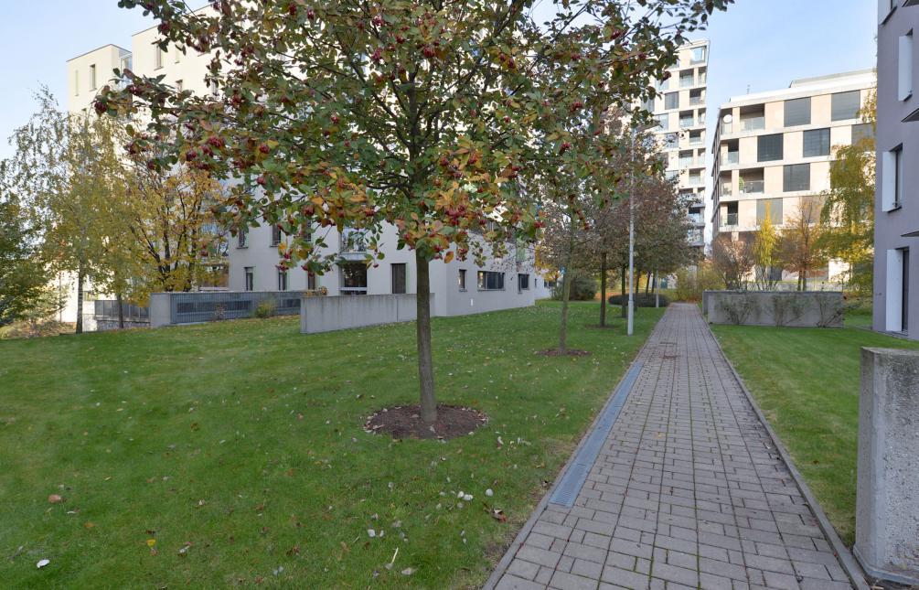 APARTMENT FOR RENT, street Na vrstvách, Prague 4 - Podolí