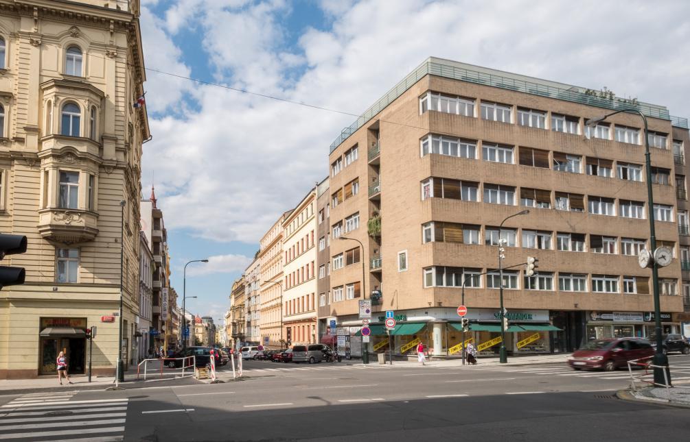 APARTMENT FOR RENT, street Štěpánská, Praha 1 - Nové Město