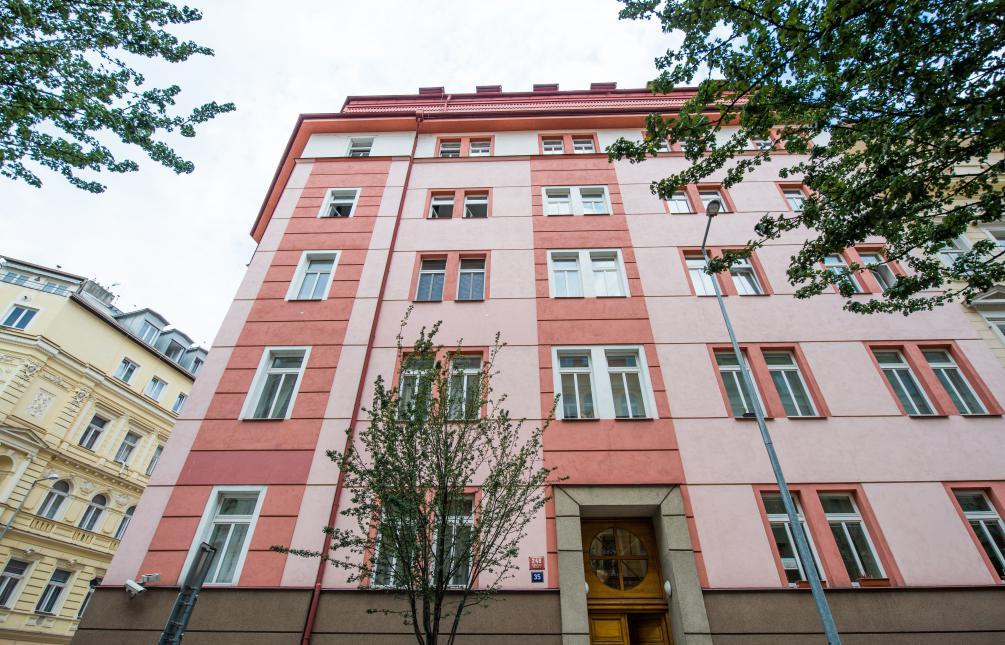 APARTMENT FOR RENT, street Záhřebská, Praha 2 - Vinohrady