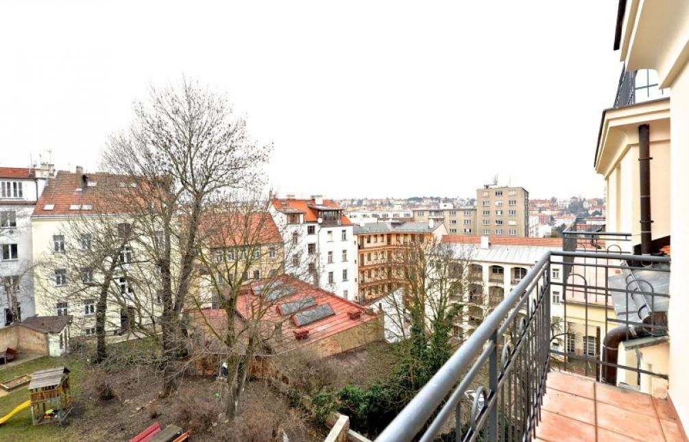 APARTMENT FOR RENT, Za Strahovem, Praha 6-Břevnov