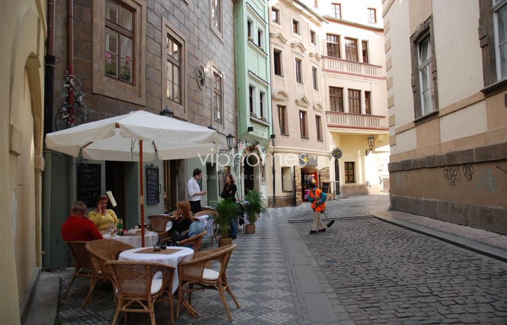 BYT K PRONÁJMU, ul. Elišky Krásnohorské, Praha 1