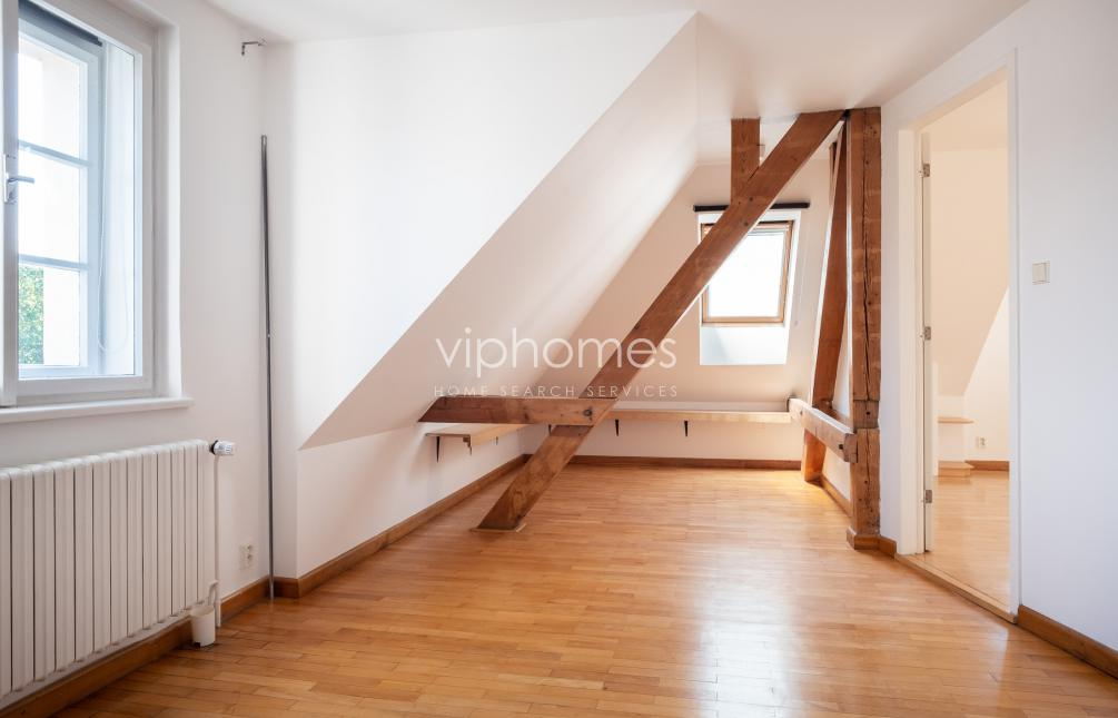 APARTMENT FOR RENT, street Slunná, Prague 6 -Střešovice