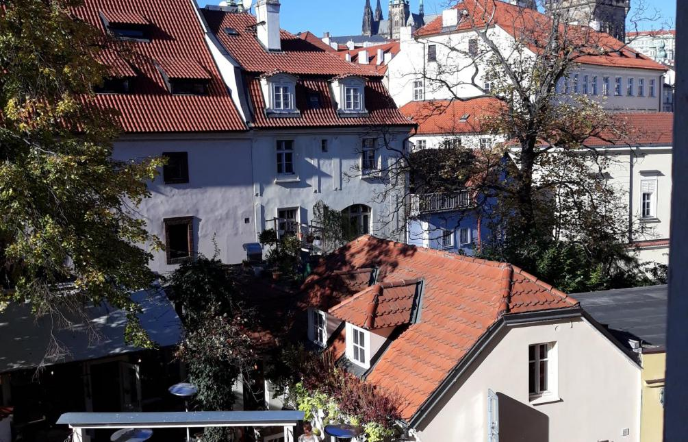 APARTMENT FOR RENT, street Hroznová, Prague 1 - Malá Strana