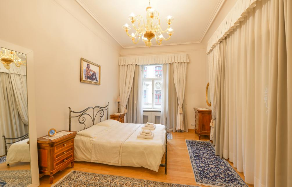 APARTMENT FOR RENT, street Truhlářská, Prague 1 - Old Town