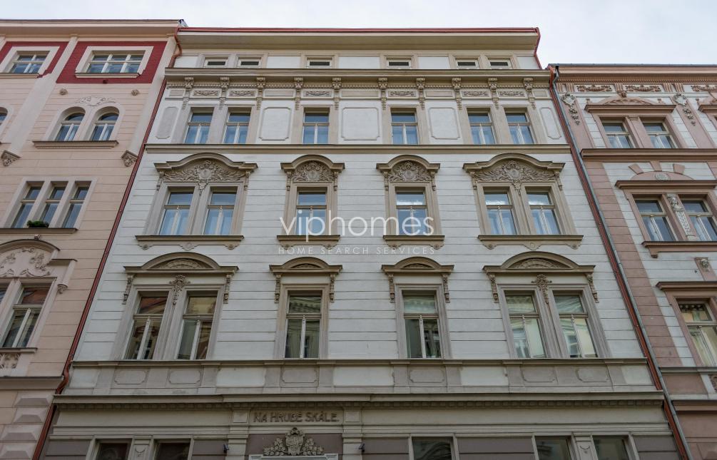 APARTMENT FOR RENT, street Řehořova, Prague 3 - Žižkov