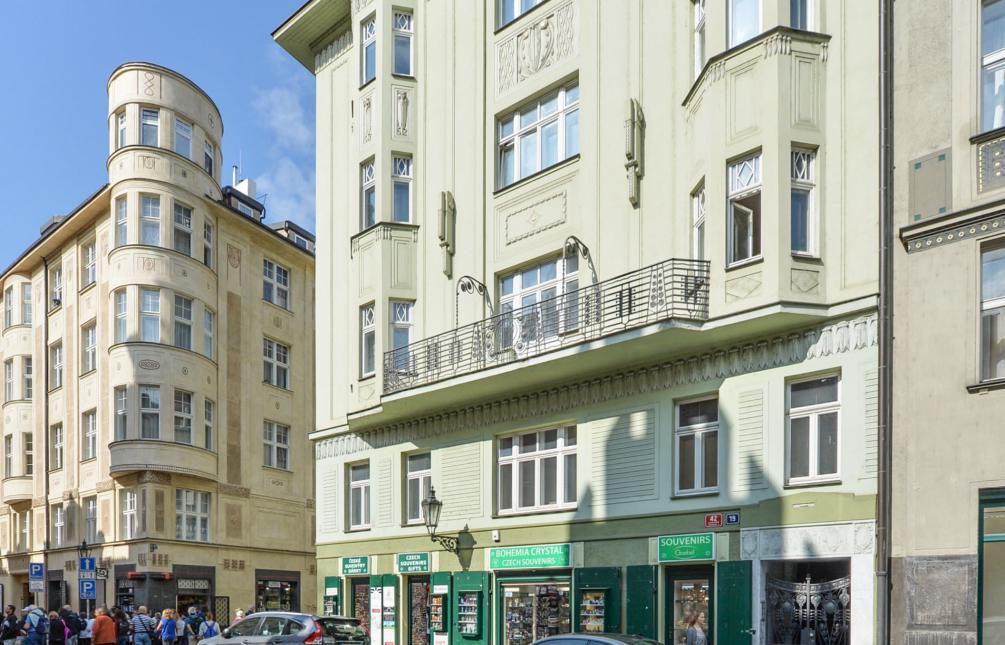APARTMENT FOR RENT, street Maiselova, Praha 1