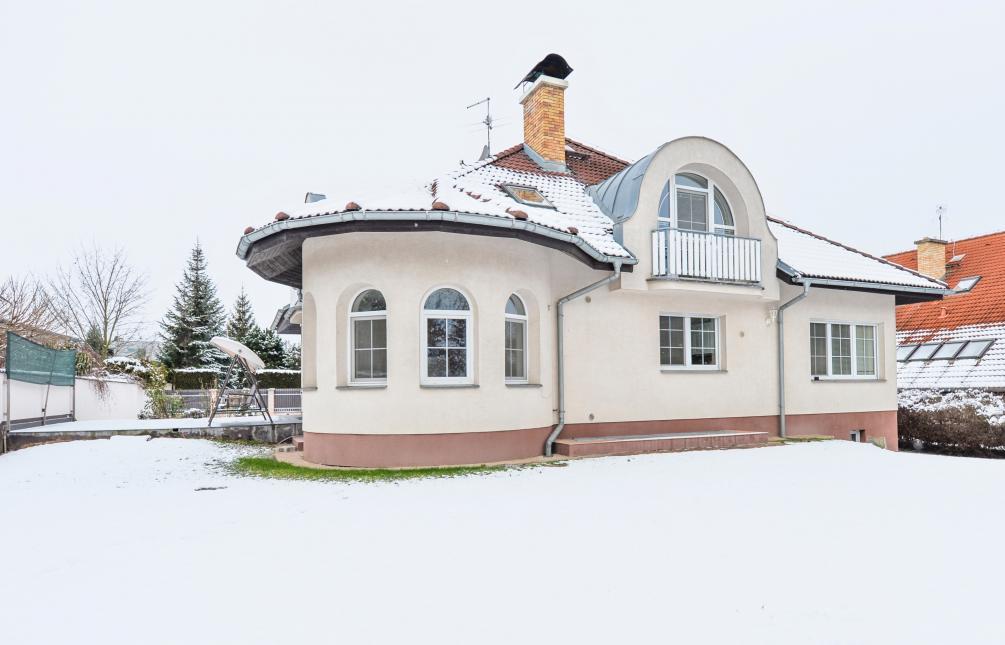 HOUSE FOR RENT, street Pod Valem, Průhonice