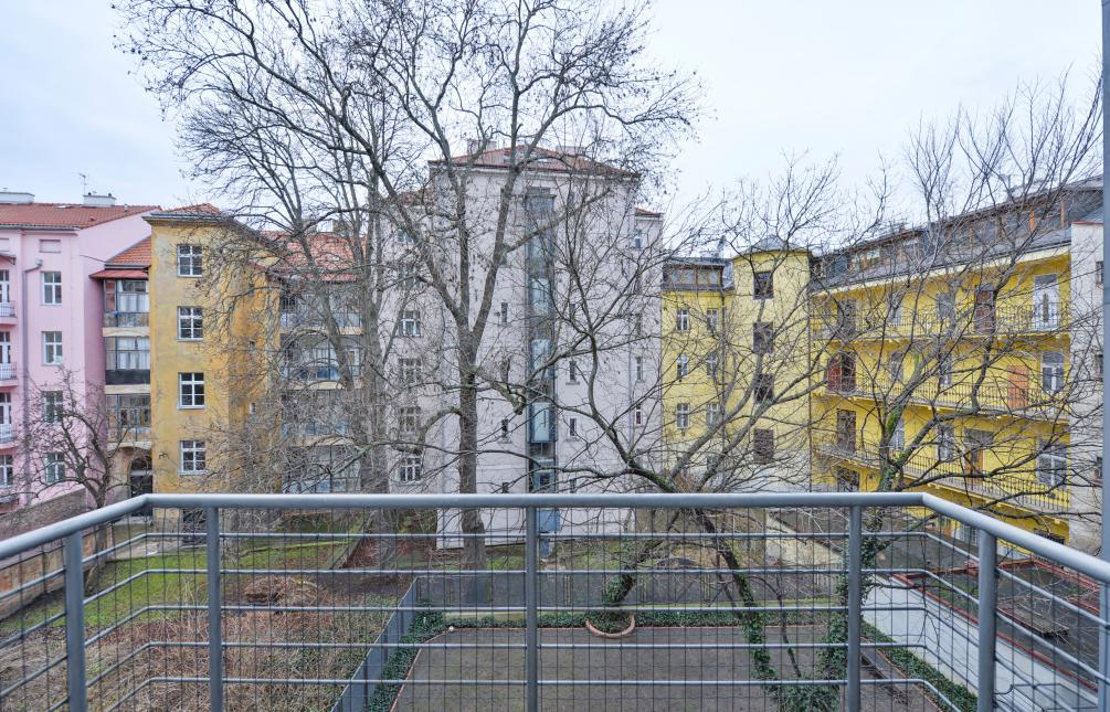 APARTMENT FOR RENT, street Hořejší nábřeží, Prague 5- Smíchov