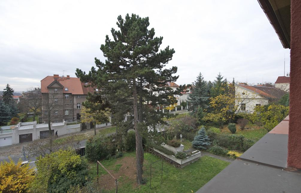 HOUSE FOR RENT, Str. Benešovská, Prague 10 - Vinohrady