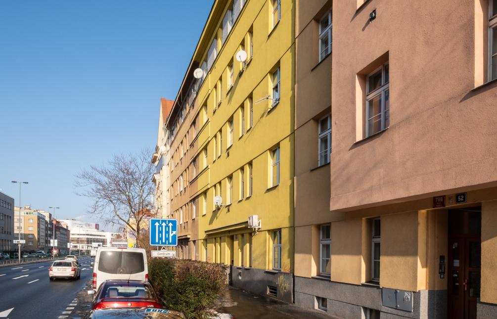APARTMENT FOR RENT, street 5. května, Praha 4 - Nusle