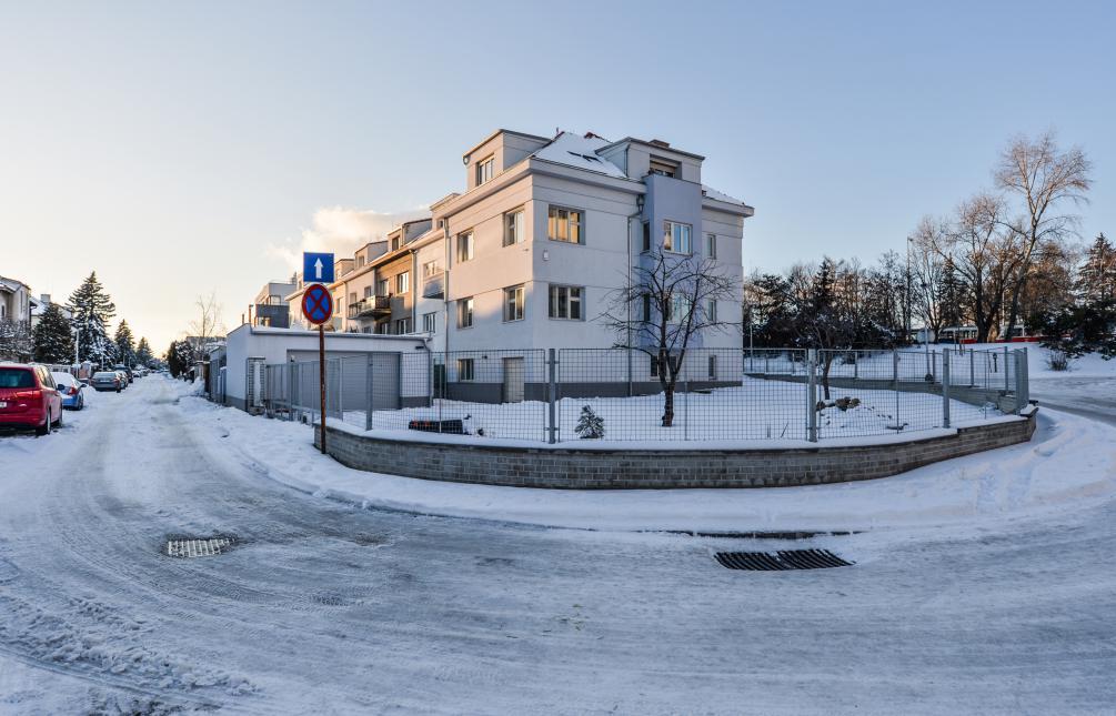 APARTMENT FOR RENT, street Na Břevnovské Pláni, Praha 6 - Břevnov