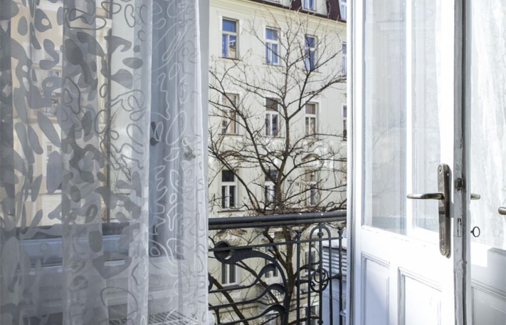APARTMENT FOR RENT, street Mánesova , Prague 2 - Vinohardy