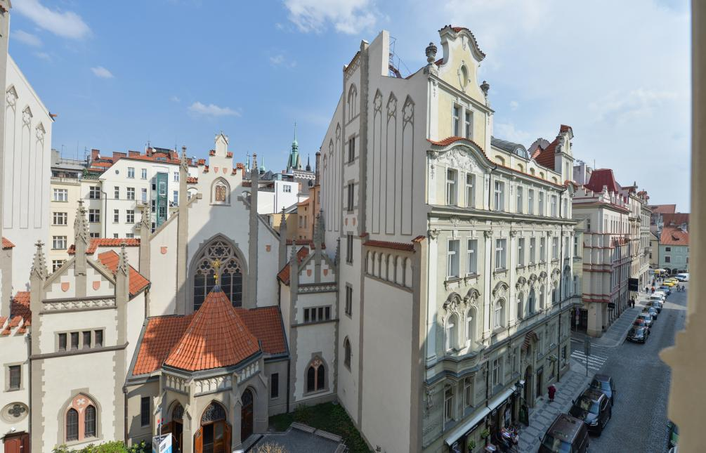 APARTMENT FOR RENT, street Maiselova, Praha 1 - Staré Město
