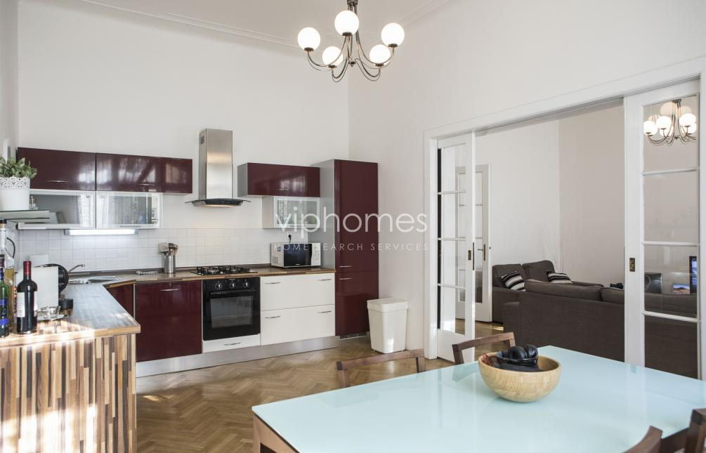 APARTMENT FOR RENT, street Mánesova , Prague 2 - Vinohardy