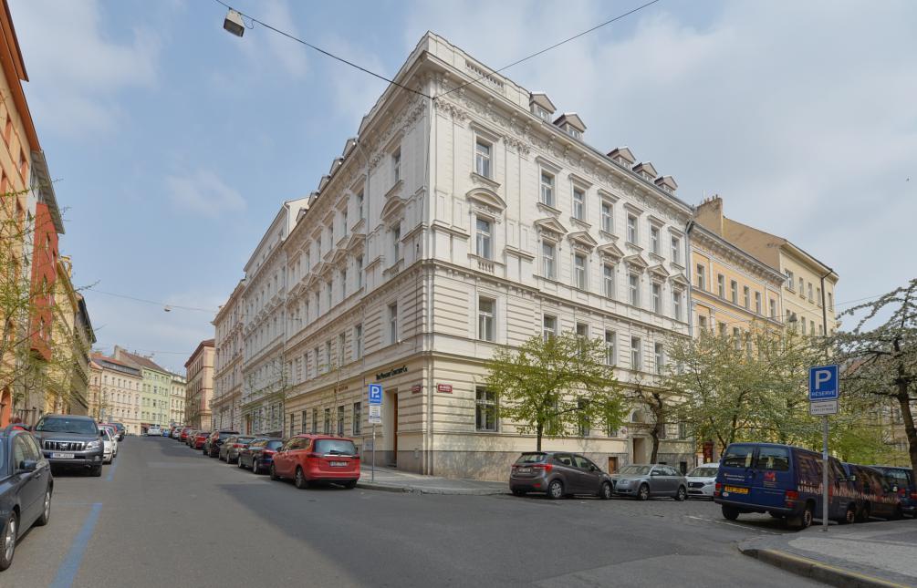 APARTMENT FOR RENT, street Na Kozačce, Prague 2 - Vinohrady