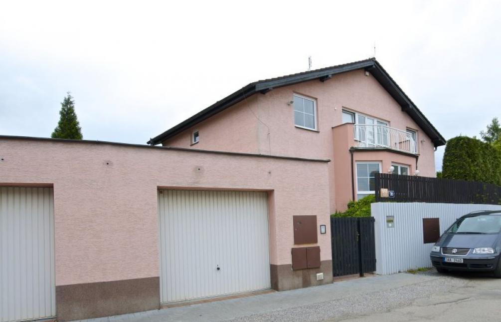 HOUSE FOR RENT, street Nad višňovkou, Prague 6 - Ruzyně