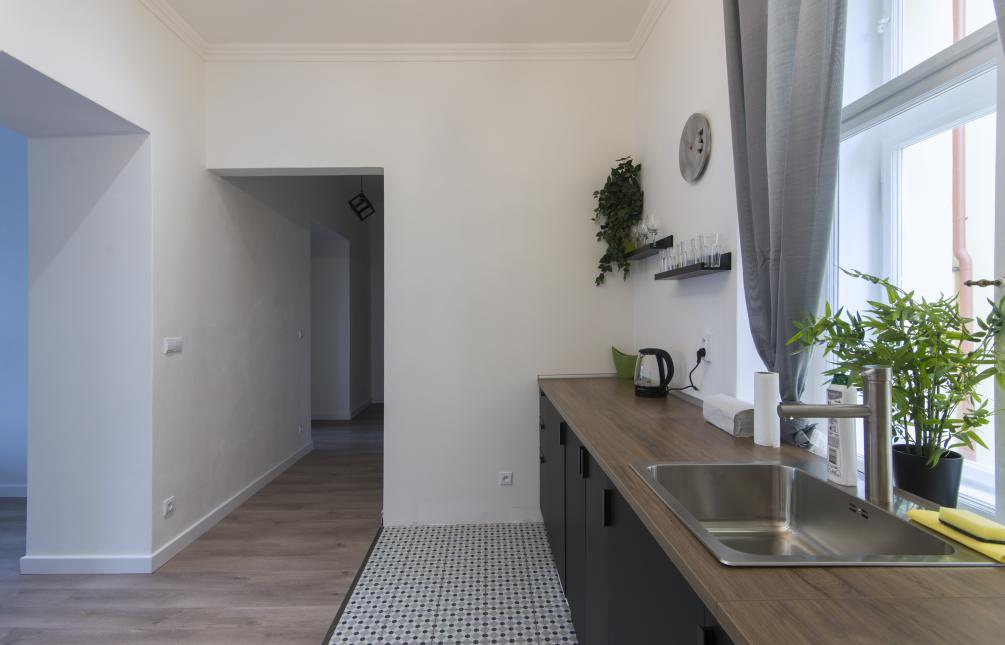 APARTMENT FOR RENT, street Řehořova, Praha 3