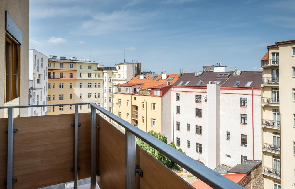 APARTMENT FOR RENT, street Na Zatlance, Prague 5 - Smíchov