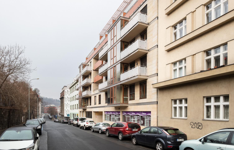 APARTMENT FOR RENT, street Na Zatlance, Prague 5 - Smíchov