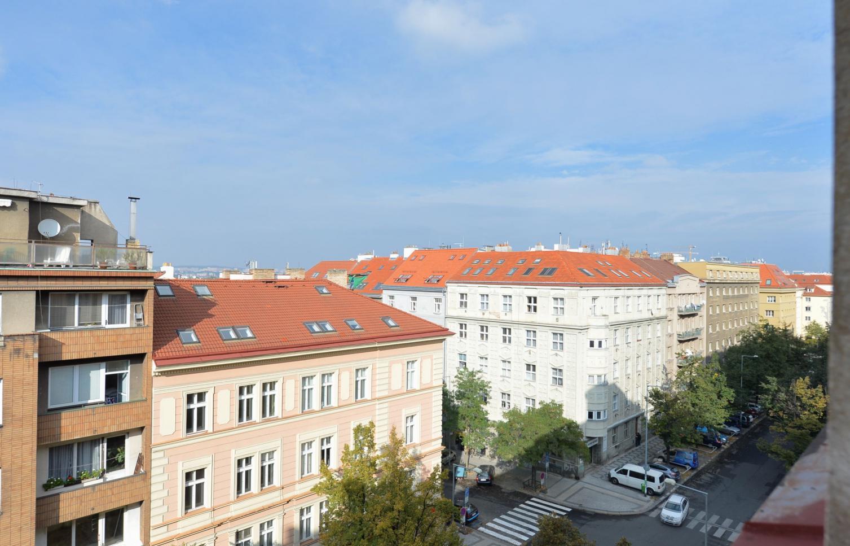 APARTMENT FOR RENT, street Lucemburská, Praha 3 - Vinohrady