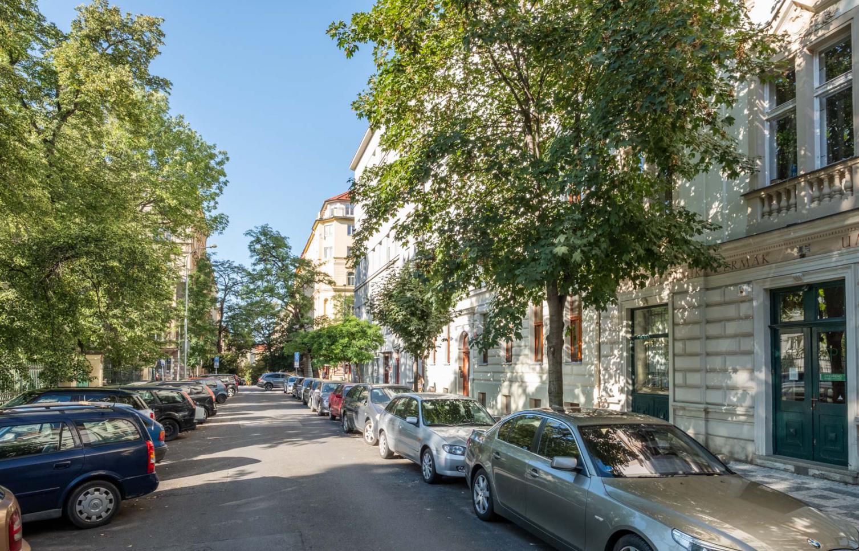 APARTMENT FOR RENT, street Nitranská, Prague 10 - Vinohrady