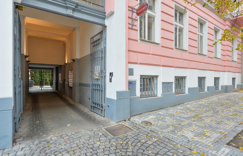 APARTMENT FOR RENT, street Belgická, Praha 2 - Vinohrady